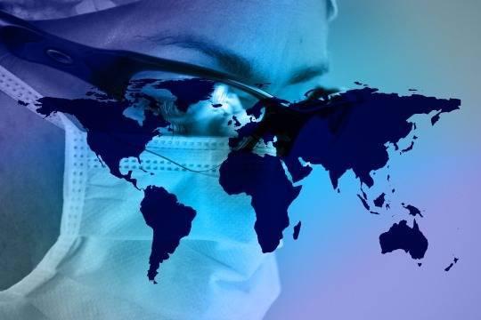 В России за сутки зарегистрировано 16 643 новых случая заражения коронавирусом и 539 летальных исходов