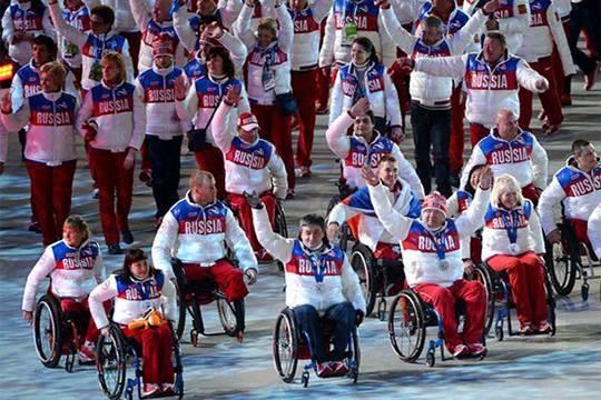 Русские паралимпийцы удачно сдали 207 допинг-проб вотборе наПаралимпиаду