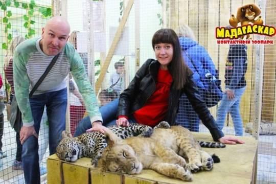 В Самаре разгорается скандал с контактным зоопарком «Мадагаскар»