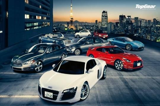 В сети появился новый трейлер Top Gear