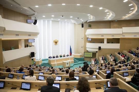 В Совете Федерации ожидаются перестановки