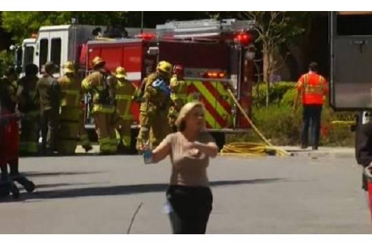 Один человек умер  в итоге  взрыва вмедцентре вКалифорнии