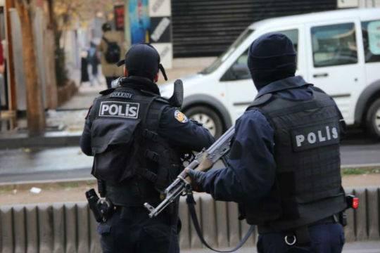 Задержаны 55 человек поподозрению впричастности ктерроризму— Турция