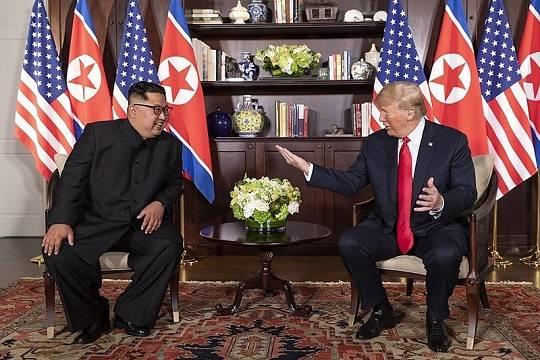 В Ханое началась встреча глав США и КНДР