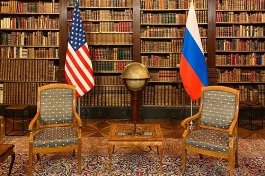 В Женеве стартовала встреча Путина и Байдена
