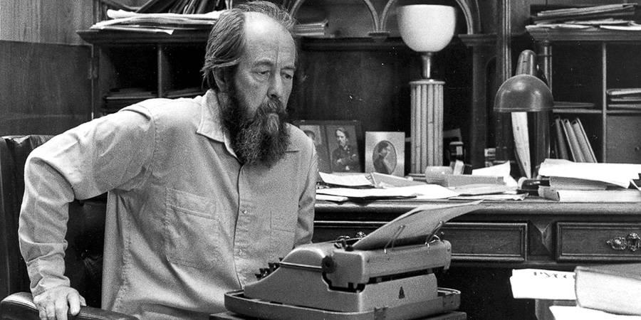О попытке отравления Солженицына стало известно лишь в начале девяностых