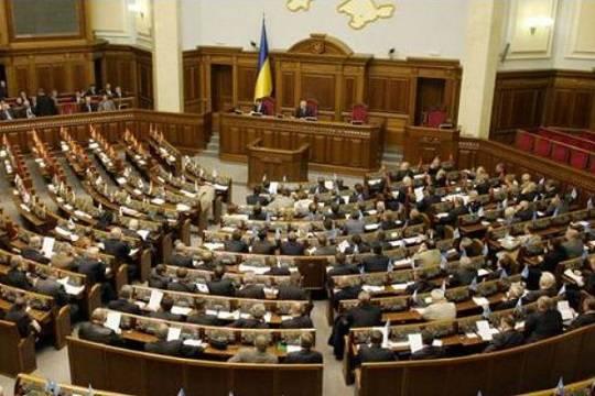 Верховная Рада не позволила Владимиру Зеленскому уволить глав МИД и Минобороны