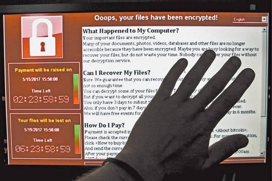 Вирус WannaCry может оказаться репетицией перед глобальной атакой