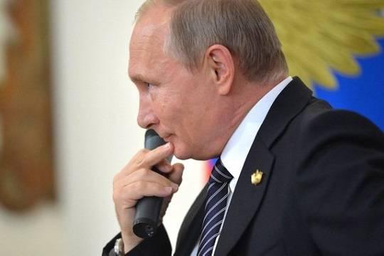 Владимир Путин рассказал о традиции «пугать Россией» Запад