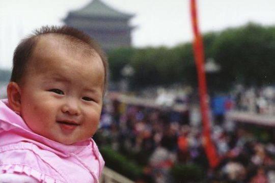 ВКитайской народной республике прослеживается стремительный рост рождаемости