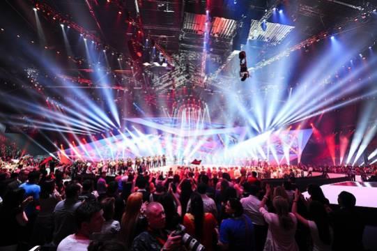 Власти Нидерландов допустят зрителей на Евровидение