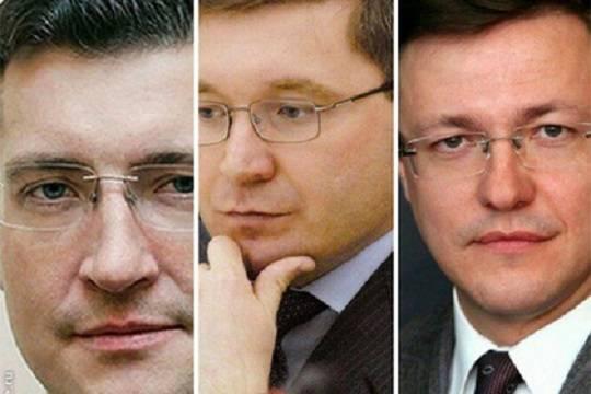 Новые русские губернаторы породили теорию заговора упользователей социальных сетей