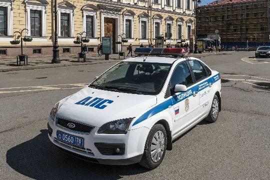 Вооруженного водителя Лексус спогоней истрельбой задержали воВладикавказе