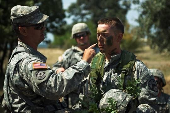 Войска США приведены в боевую готовность