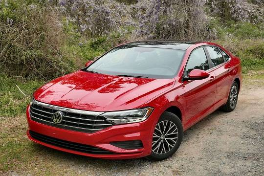 Volkswagen привезет на российский рынок новый Jetta