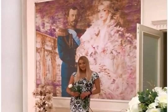 Волочкова нашла у себя сходство с Матильдой Кшесинской