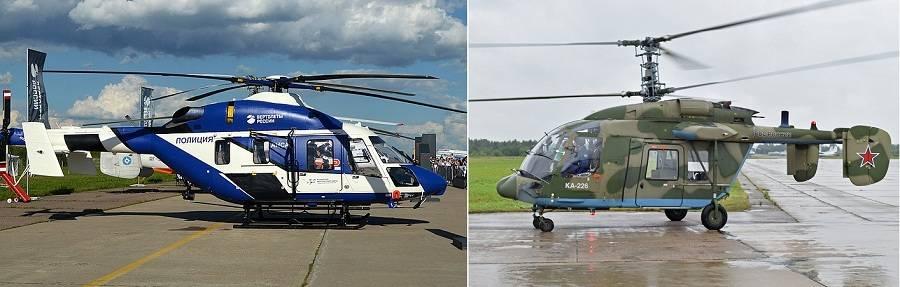 Вопрос о слиянии КБ Миля и Камова под брендом «Вертолёты России» окончательно решен
