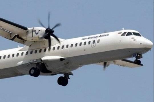 Все 66 человек на борту самолета ATR-72 погибли в авиакатастрофе в Иране