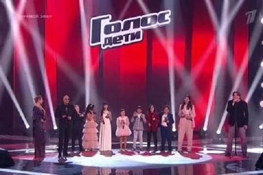 Все финалисты шоу «Голос. Дети» стали победителями и получили по миллиону рублей