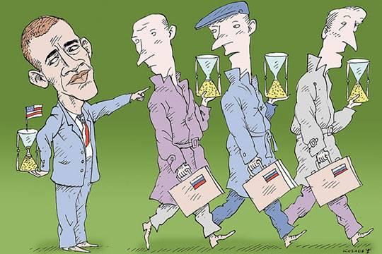 Граждане США оценили работу Обамы завремя президентства