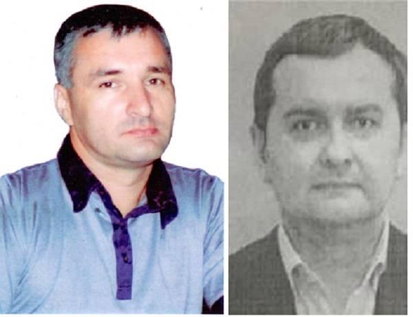 Арсен Ципинов и Игорь Шушарев