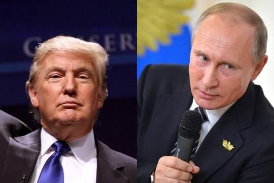 Словения сообщила оготовности организовать встречу Владимира Путина иТрампа