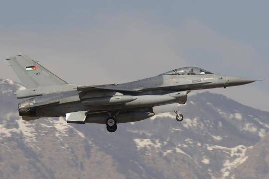 ВВС Индии сбили пакистанский истребитель F-16