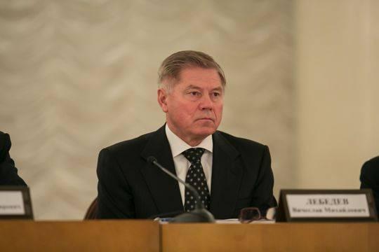 Вячеслав Лебедев принял участие в конференции председателей верховных судов в Токио