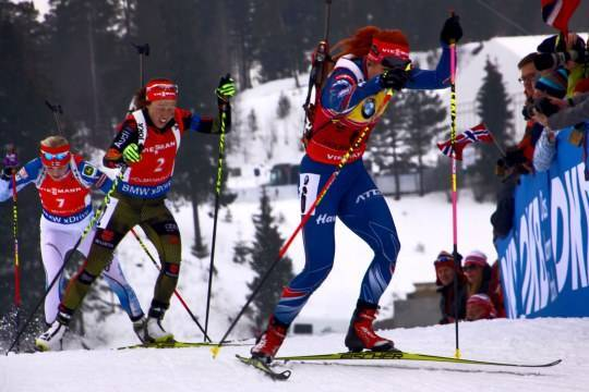 Коукалова рассталась смечтой поехать наОлимпийские игры