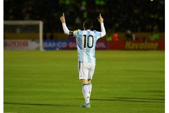 Раскрыты детали скандала варгентинской сборной