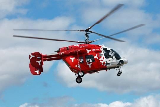 Холдинг «Вертолёты России» объявил о «долгожданном» подписании дорожной карты по производству вертолета Ка-226Т в Индии