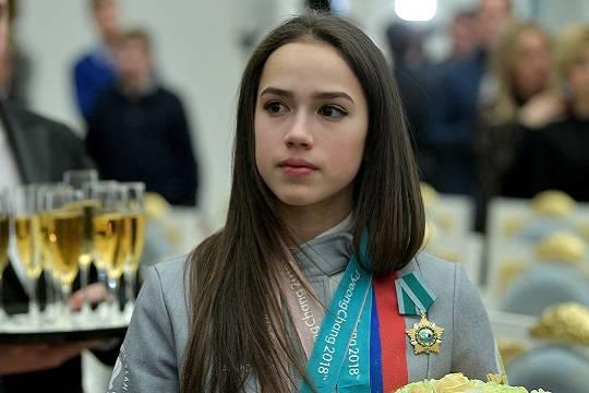 Хореограф Загитовой выразил мнение о ее дальнейшей спортивной карьере