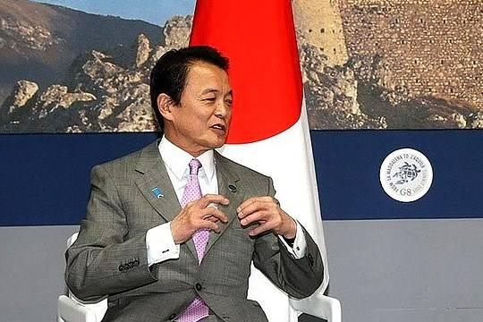 Вице-премьер Японии извинился засвои слова оГитлере