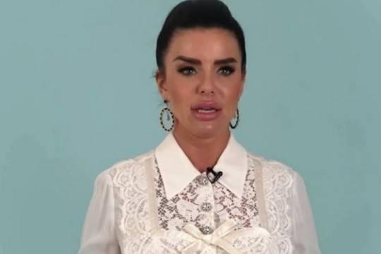Экс-татушка Волкова ответила хейтерам в новом политическом видео