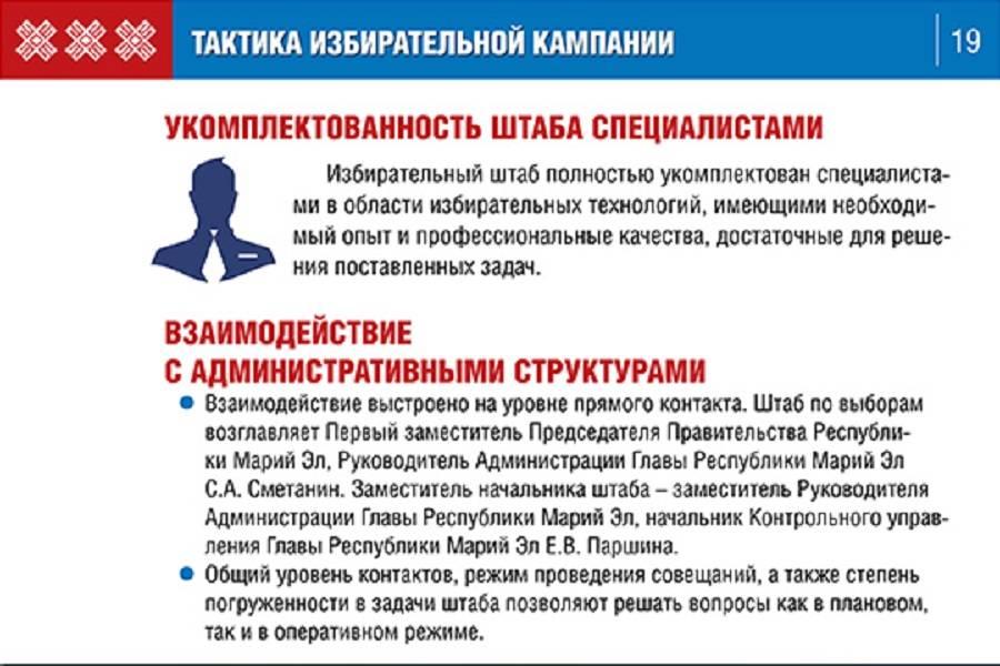 Эксклюзив: власти Марий Эл применяют секретную «Стратегию избирательной кампании» по недопущению в Госсобрание «Партии Роста»?