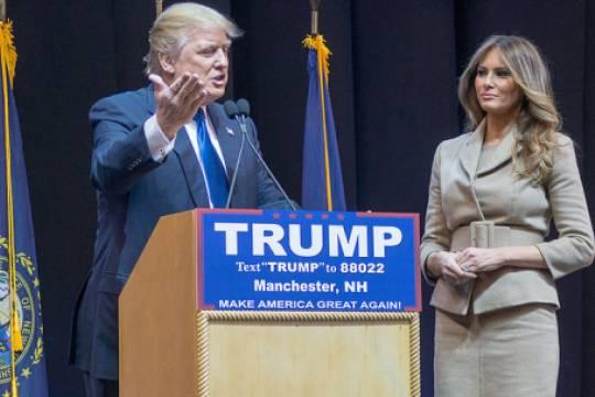 Эксперт предсказал будущее брака Дональда и Мелании Трамп