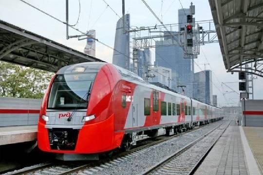 Экспрессы до Одинцово станут частью наземного метро Москвы