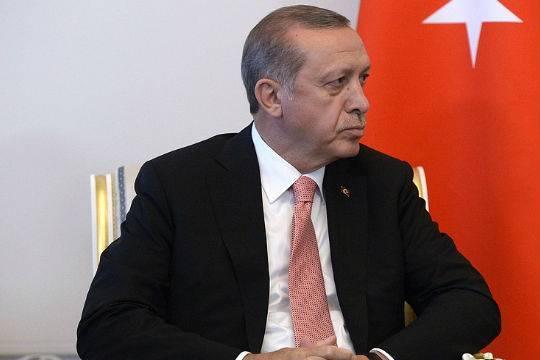 Эрдоган: Турецкие войска вошли вСирию для свержения Асада