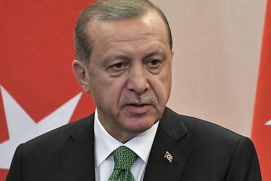 Эрдоган: США хотят наказать идискредитировать Турцию