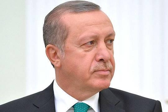 Эрдоган обвинил США в финансировании «Исламского государства»
