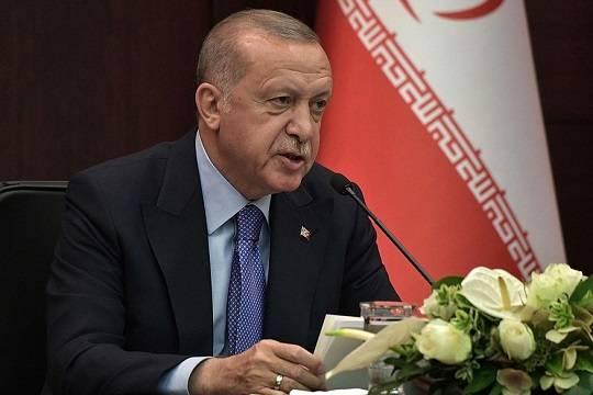 Эрдоган пообещал «ещё более мощный удар» по Сирии в случае нарушения перемирия