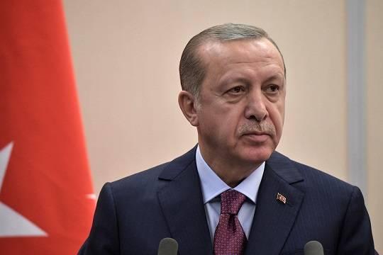Эрдоган сообщил о готовности Турции продолжить прилагать усилия для вступления в ЕС