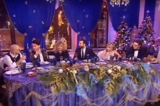 Эрнст ответил накритику новогоднего телешоу наПервом канале