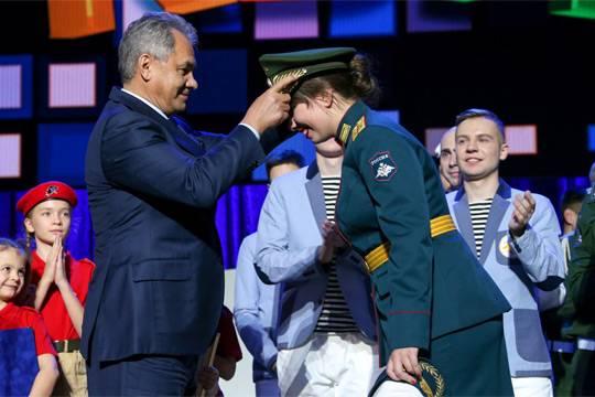 Зачем министр обороны Сергей Шойгу ввел войска в популярную телеигру
