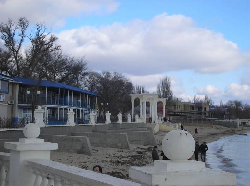 Так сейчас выглядят крымские пляжи (фото автора)