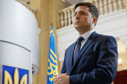 Зеленский не оценил видео Охлобыстина и Пореченкова в его «поддержку»