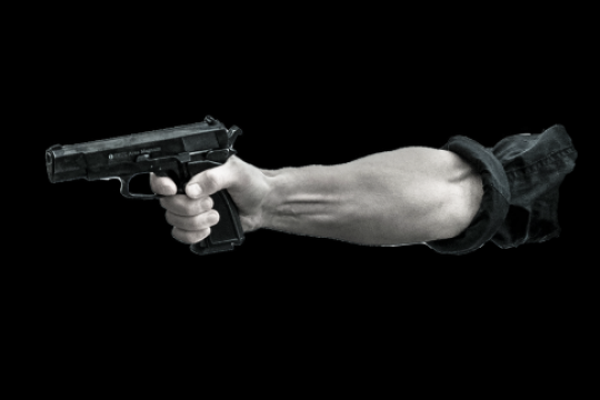 Женщина была застрелена бывшим мужем на рабочем месте