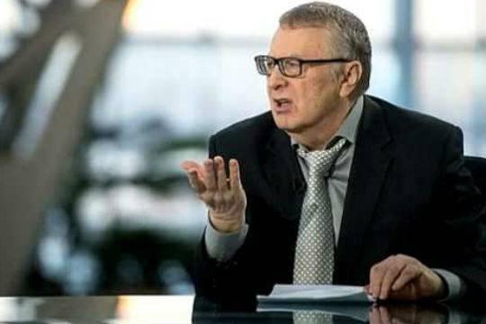 Жириновский предложил распустить Мосгидромет