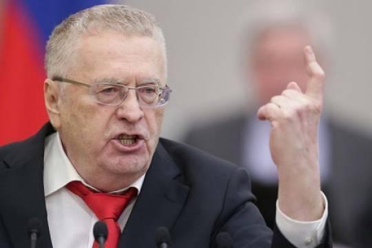 Жириновский раскритиковал увольнение учительницы биологии за ведение блога о секспросвете