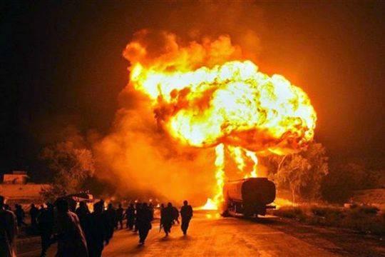 Житель Тяньцзиня сумел выжить после взрыва 21 тонны тротилового эквивалента